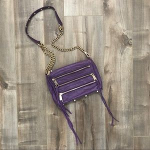 Rebecca Minkoff mini crossbody purse